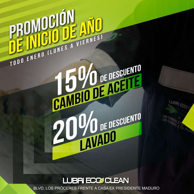 Lubri Eco Clean